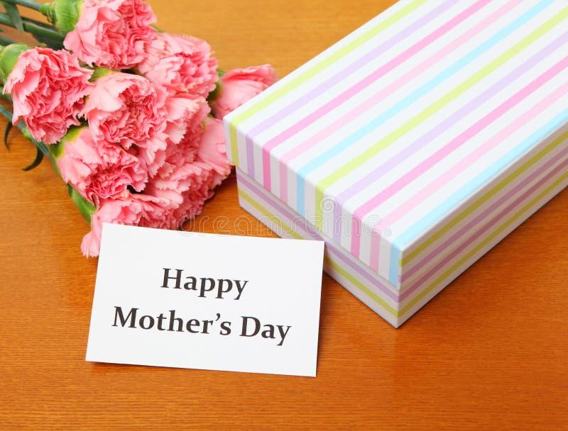 De dagconcept van de gelukkige moeder stock foto's
