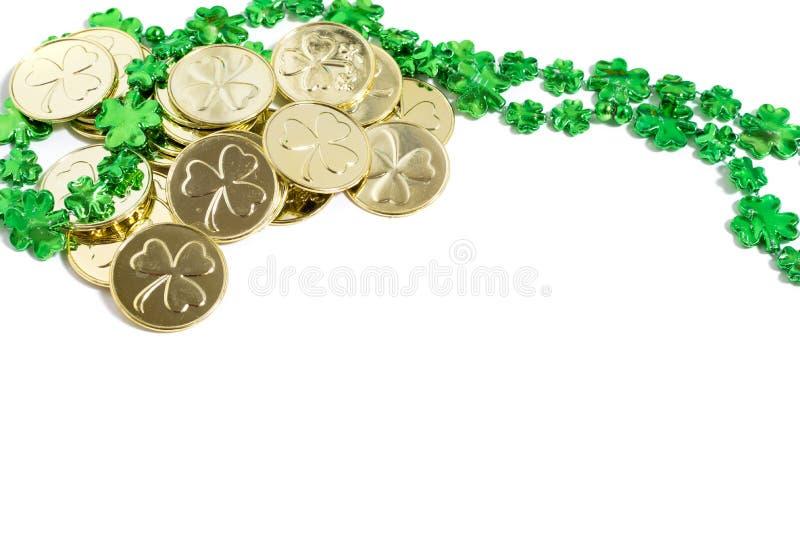 De Dagdecoratie van heilige Patrick royalty-vrije stock foto's