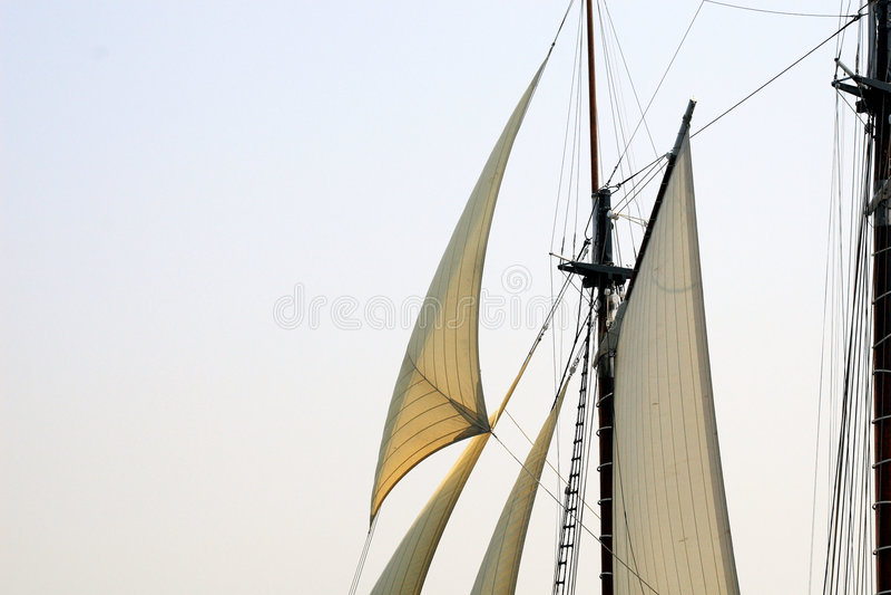 De Dagen van het windjammer royalty-vrije stock afbeelding
