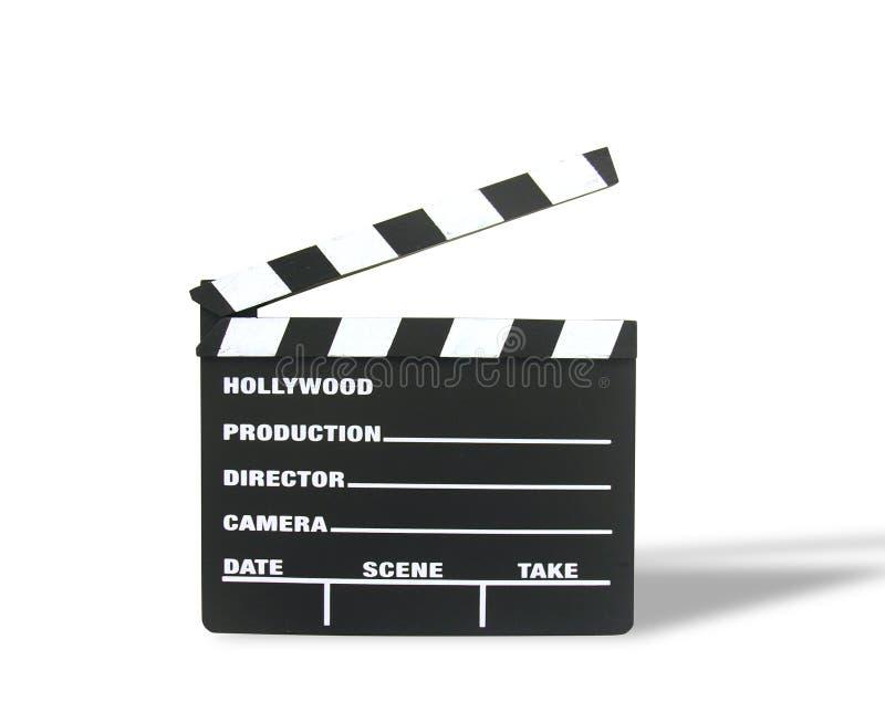De Dakspaan van de film royalty-vrije stock foto's