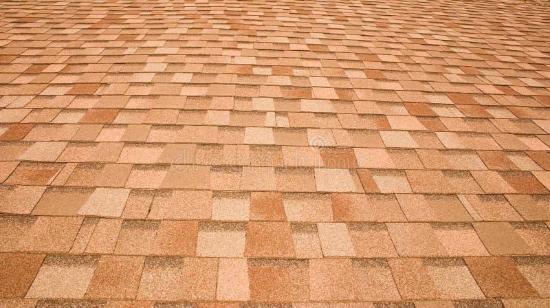 De dakspanen van het dak royalty-vrije stock foto's