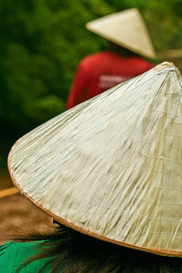 Download De Daksparren Van De Rivier Van Het Bamboe Stock Afbeelding - Afbeelding bestaande uit bamboe, hoeden: 10780907