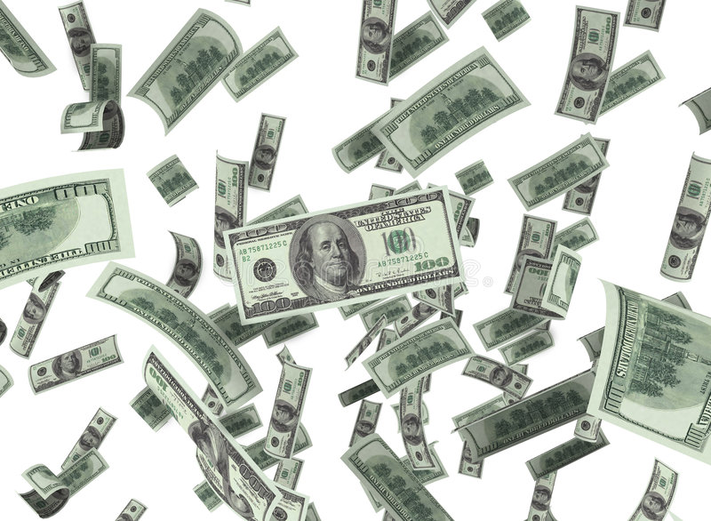 De dalende dollar