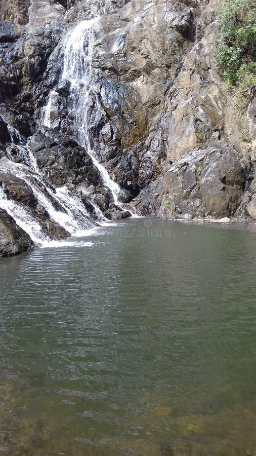 De daling van het koningenwater royalty-vrije stock foto's