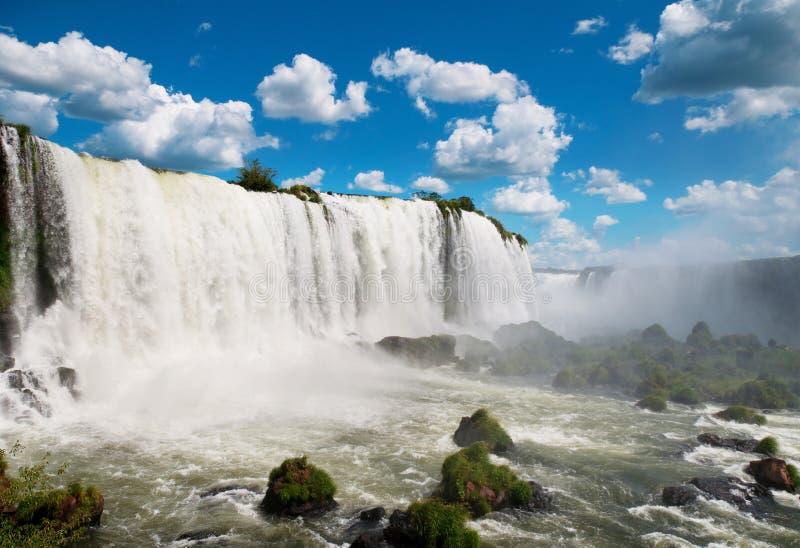 De Dalingen Argentinië van Igassu stock foto's