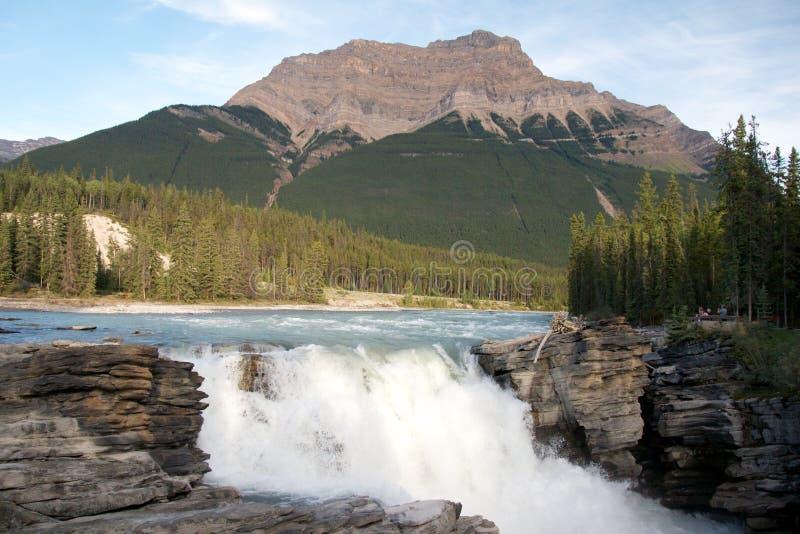 De Dalingen van Athabasca royalty-vrije stock foto's