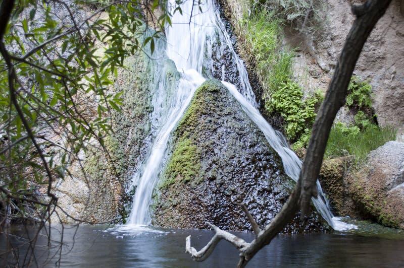 De Dalingen van Darwin, de Vallei Californië van de Dood royalty-vrije stock foto
