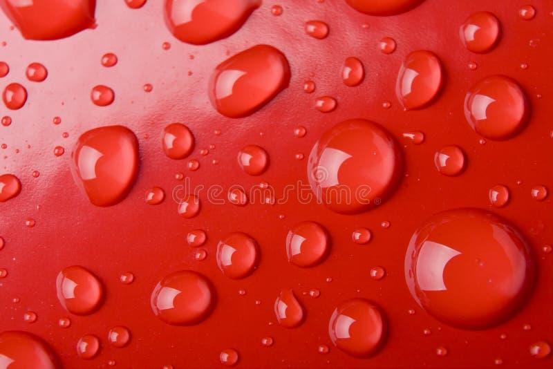 De Dalingen van het water stock foto's