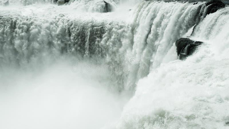 De Dalingen van Iguazu De Keel van de duivel royalty-vrije stock afbeelding