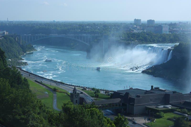 Download De Dalingen van Niagara stock foto. Afbeelding bestaande uit canada - 29507242