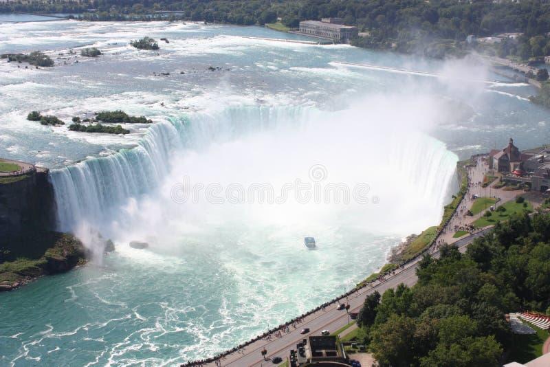 Download De Dalingen van Niagara stock foto. Afbeelding bestaande uit blauw - 29507290