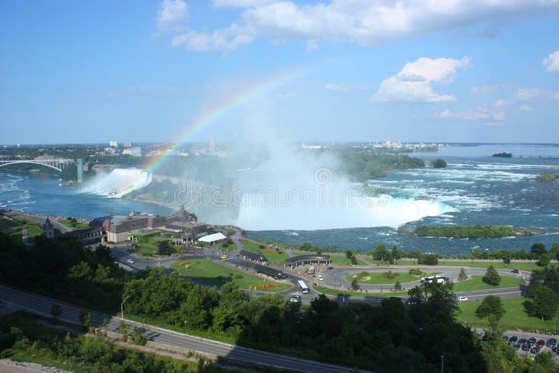 Download De Dalingen van Niagara stock foto. Afbeelding bestaande uit dalingen - 29507300