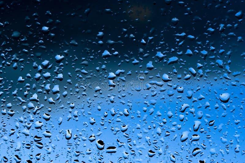 De dalingentextuur van het water royalty-vrije stock afbeelding