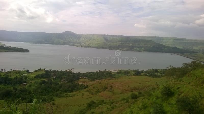 De Dam van Dhom stock foto
