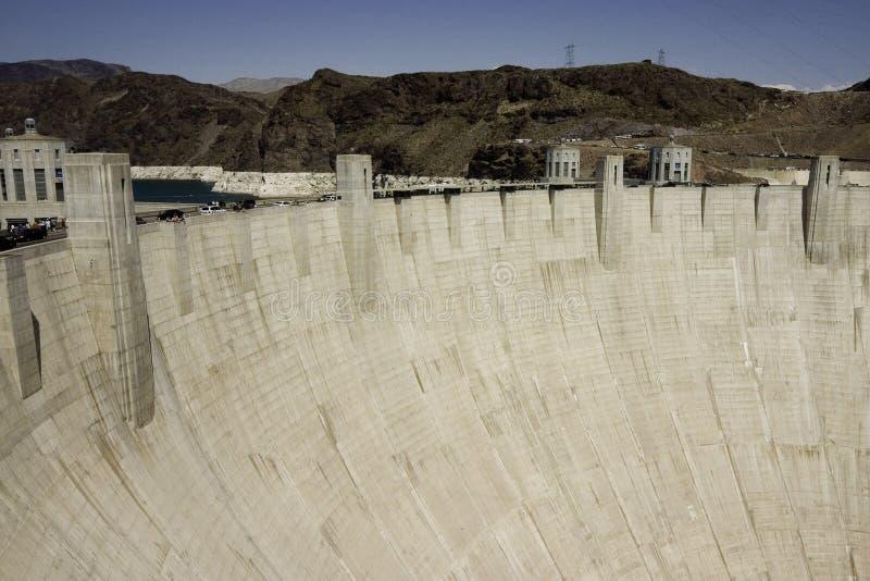 De Dam van Hoover royalty-vrije stock afbeeldingen