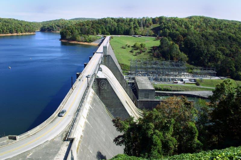 De Dam van Norris stock foto