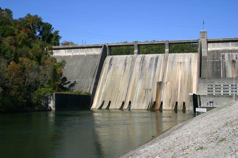 De Dam van Norris royalty-vrije stock afbeeldingen