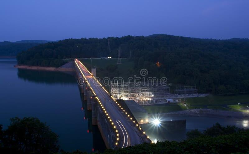 De Dam van Norris stock fotografie