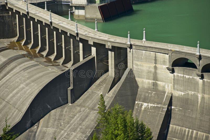 De Dam Washington van Diablo royalty-vrije stock foto