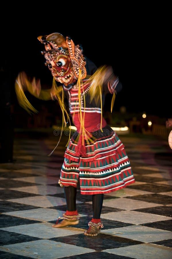 De dans van Kandy royalty-vrije stock foto's