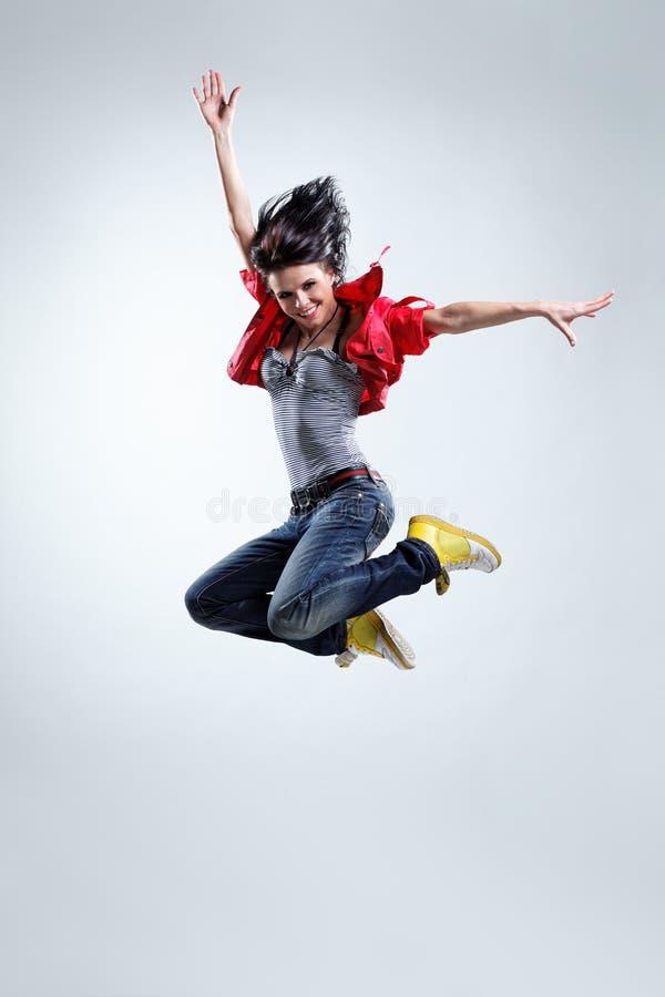 De danser royalty-vrije stock fotografie
