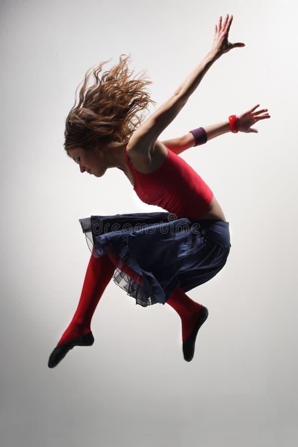 De danser stock fotografie