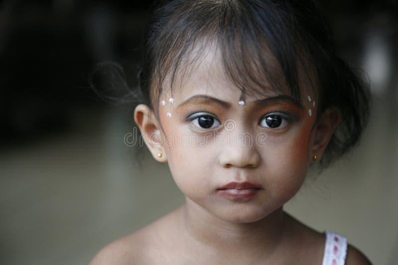 De danser van Bali royalty-vrije stock foto's