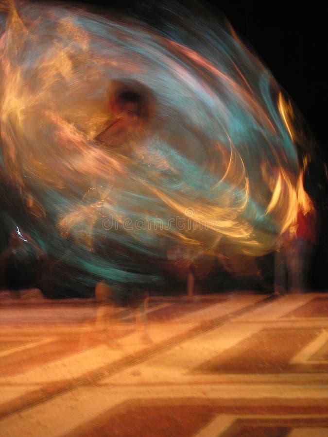 De danser van de buik royalty-vrije stock foto's