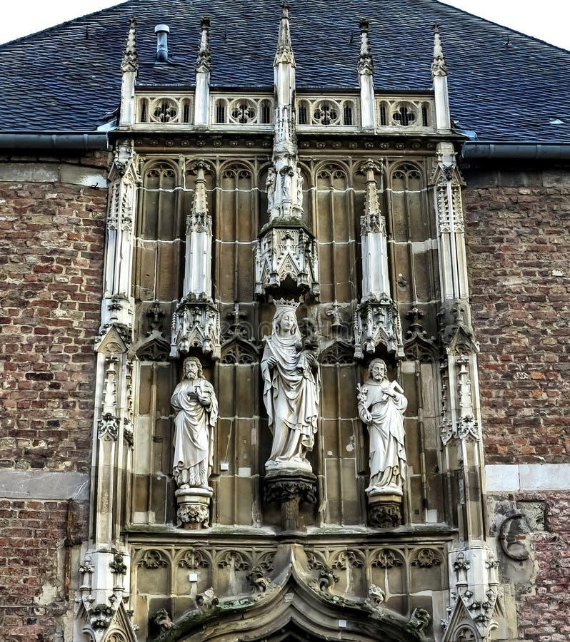 De de Kathedraalschatkist van Aken, Duitsland royalty-vrije stock fotografie