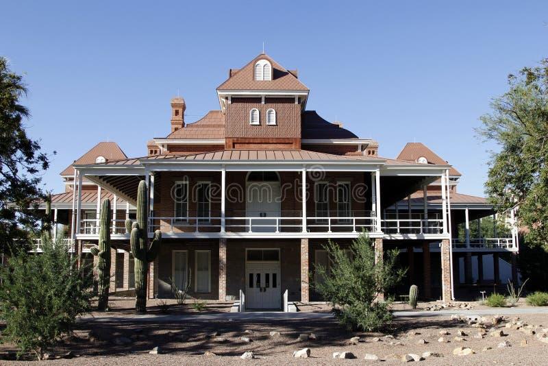 De de Universiteitsbouw van de Staat van Arizona, stock foto