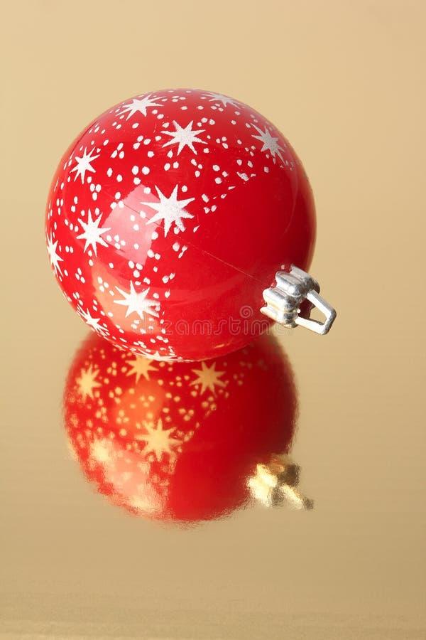 De decoratie van Christmass stock foto's