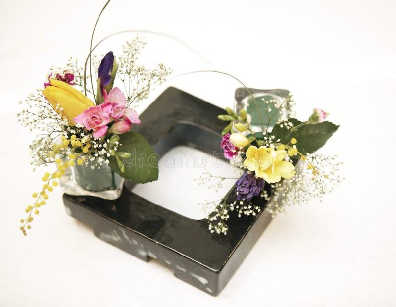 De decoratie van de bloem royalty-vrije stock afbeelding