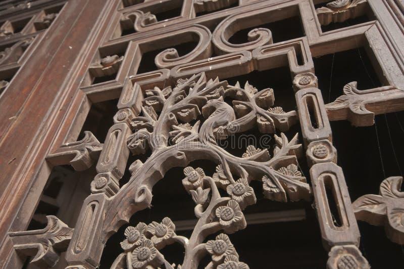De decoratie van het venster royalty-vrije stock foto's