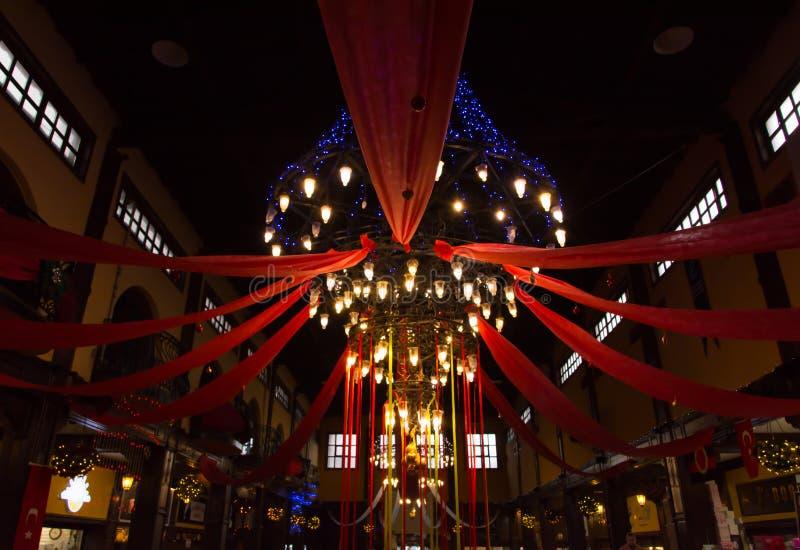 Download De decoratie van Kerstmis stock afbeelding. Afbeelding bestaande uit vlag - 107702913
