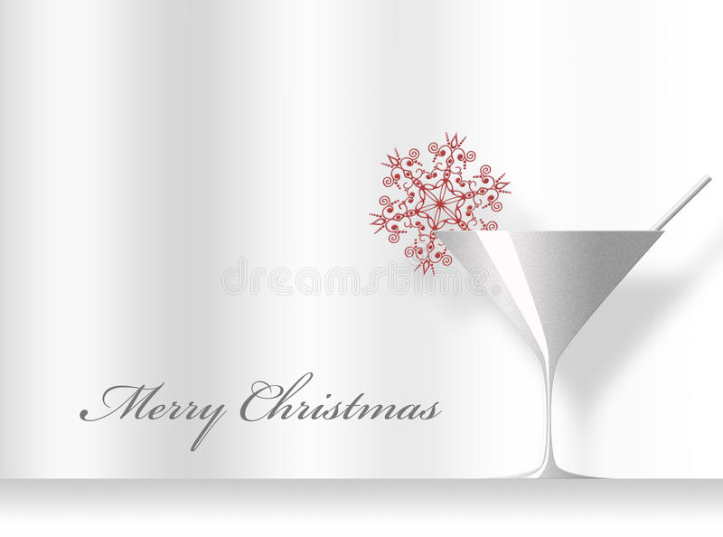 De Decoratie van Kerstmis royalty-vrije illustratie