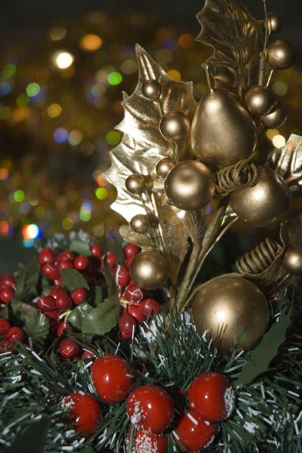 Download De decoratie van Kerstmis stock afbeelding. Afbeelding bestaande uit ballen - 281861