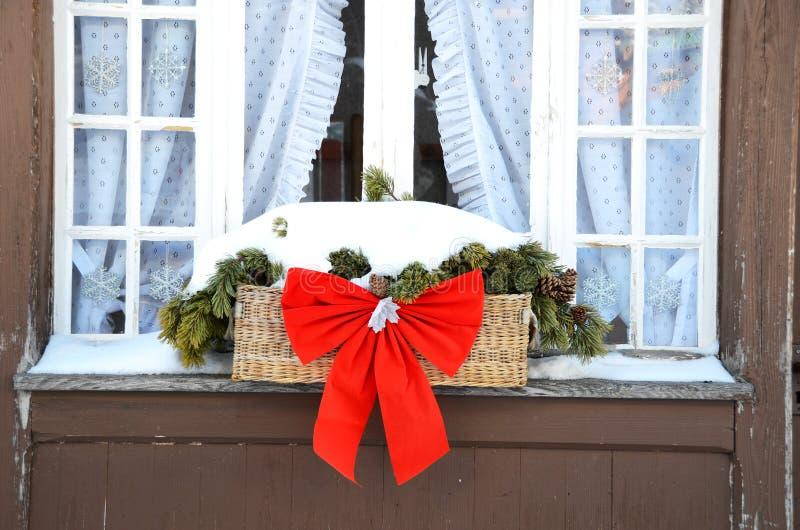 Download De decoratie van Kerstmis stock foto. Afbeelding bestaande uit landelijk - 29506026