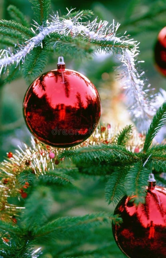 Download De decoratie van Kerstmis stock foto. Afbeelding bestaande uit outdoors - 32008