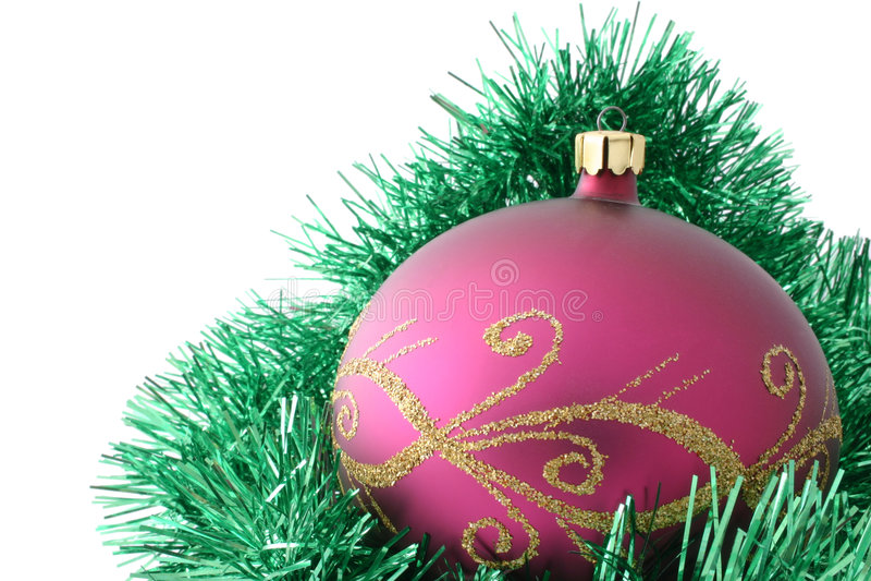 De decoratie van Kerstmis #4 stock foto's