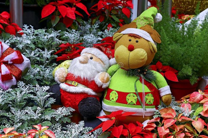 De decoratie van Kerstmis royalty-vrije stock foto's