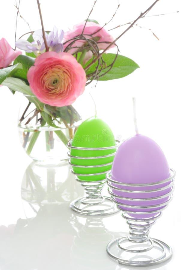 De decoratie van Pasen stock afbeelding