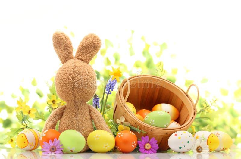 De Decoratie van Pasen stock foto's