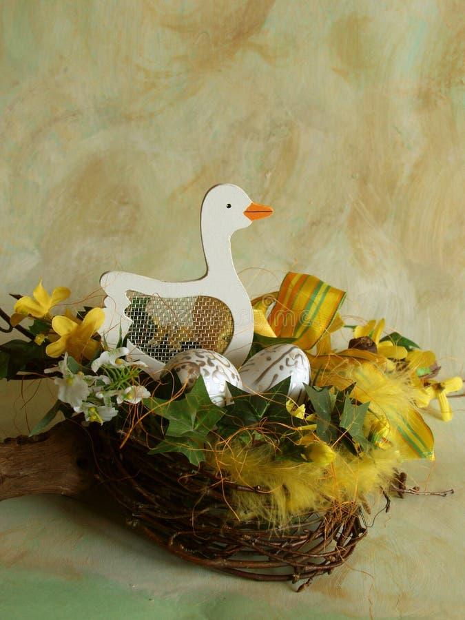 De Decoratie van Pasen royalty-vrije stock fotografie