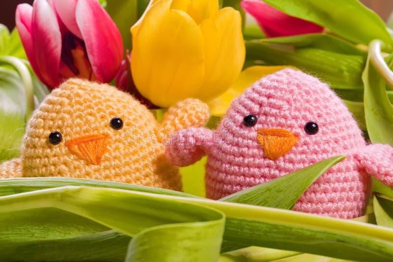 De decoratie van de lente royalty-vrije stock fotografie