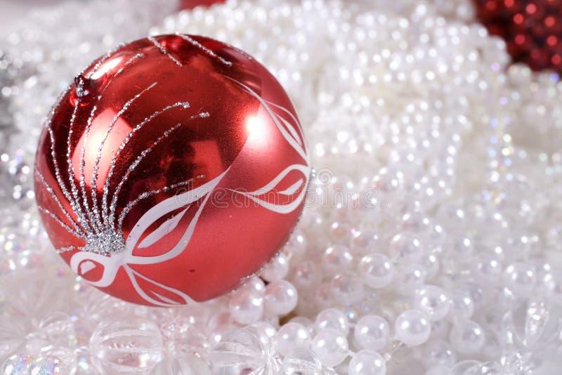De decoratieopstelling van Kerstmis royalty-vrije stock foto's