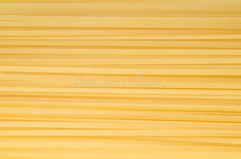 De Deegwaren van Fettuccine stock fotografie