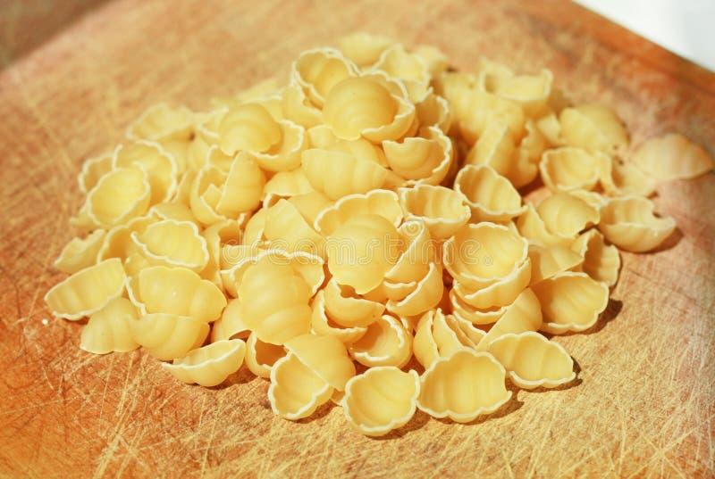 De deegwaren van Gnocchi stock afbeelding