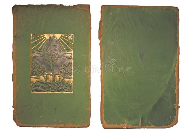 De dekking van het boek stock foto