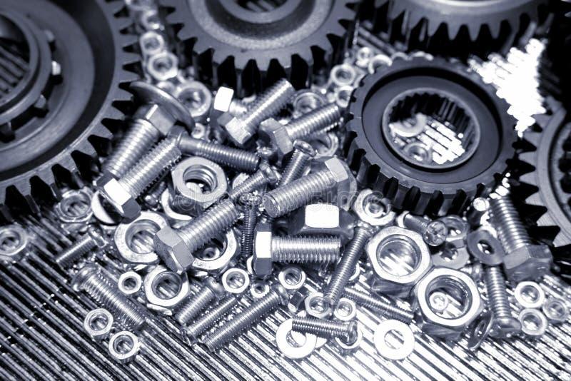 De Delen van machines royalty-vrije stock foto