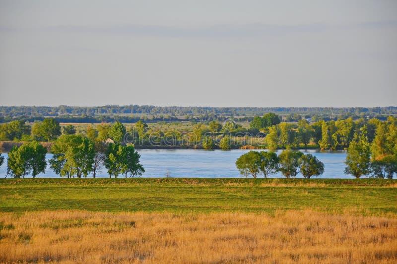 De delta van Donau royalty-vrije stock afbeeldingen